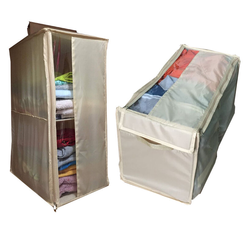 New Closet Organizer Portable Storage Bins Bag Hanger. Vanity Table With Storage. Good Places To Buy Desks. Kitchen Table For Small Space. Hotel Desk Clerk Resume. Slate End Table. Screw Drawers Storage. Stand Up Desk Attachment. Art Desk With Storage