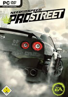 Need For Speed: ProStreet (PC, 2007, DVD-Box)