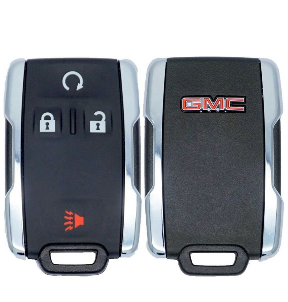 Gm Key Fob >> GMC SIERRA keyless entry remote smart key fob transmitter ...