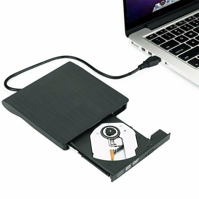 usb external cd burner cd dvd reader player drive for mac. Black Bedroom Furniture Sets. Home Design Ideas