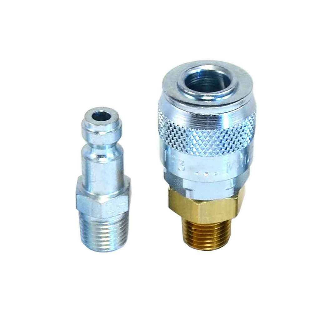 Foster tf t style air hose fittings npt