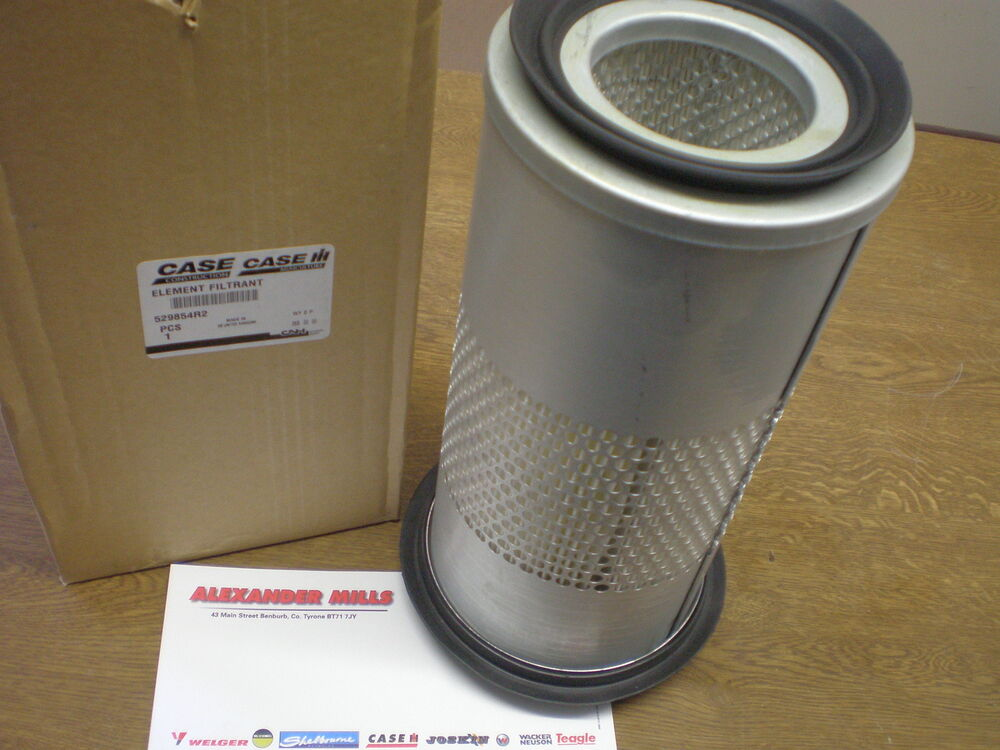 Agricultural Air Filters For Tractors : International tractor genuine air filter for case ih