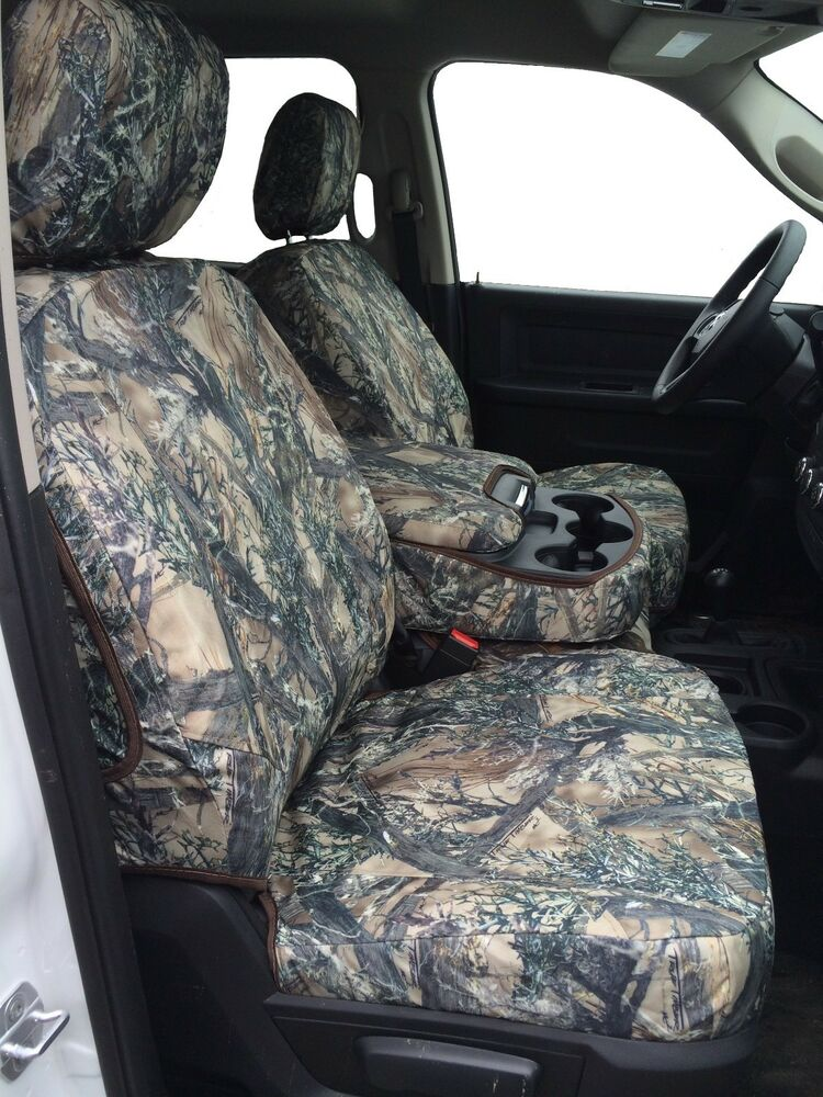 Rugged Fit Covers 2013 2016 Dodge Ram 1500 3500 Front Row