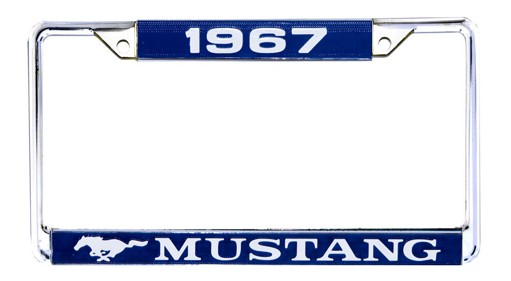 Ford Mustang 1967 Cost