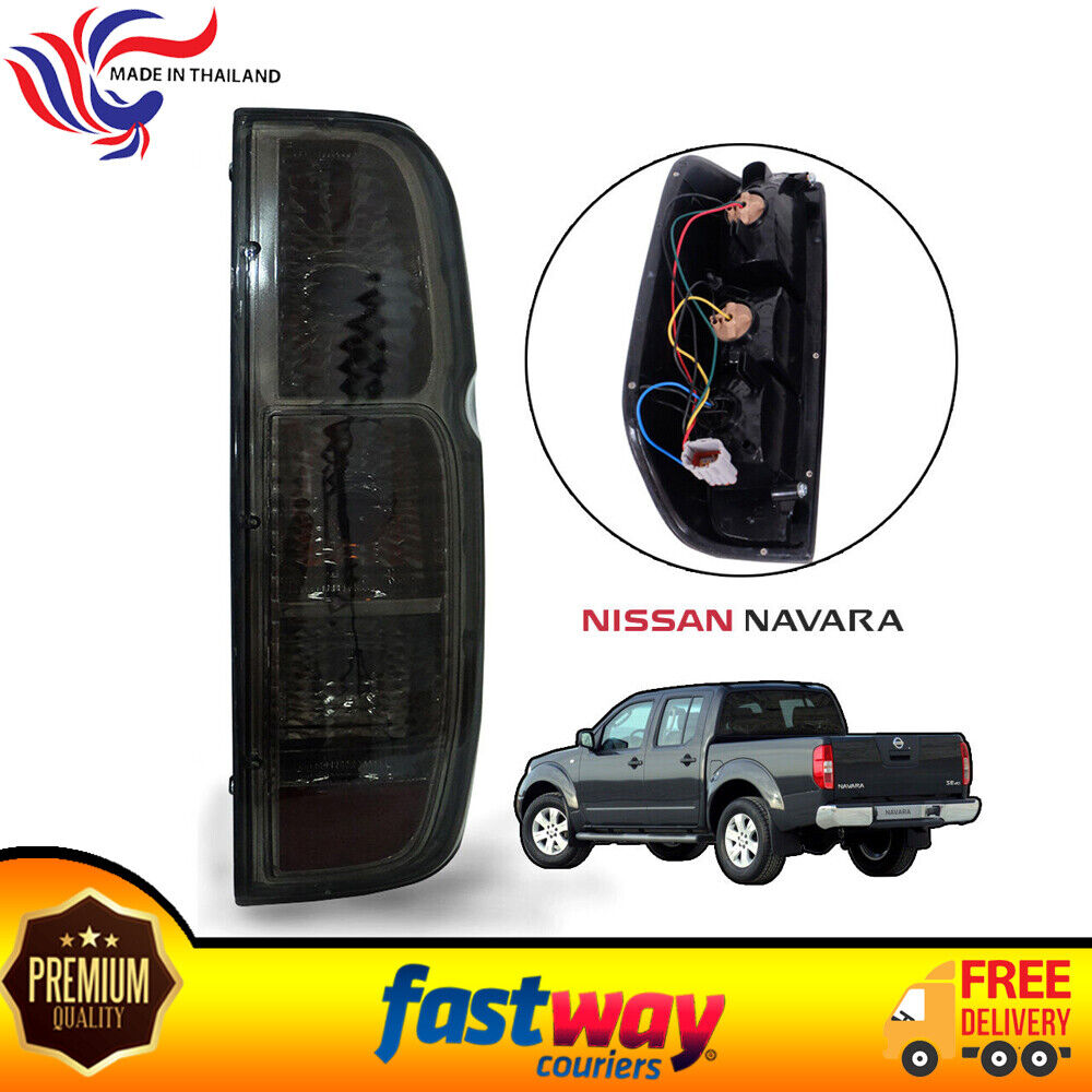 fit nissan frontier navara d40 tekna tail light rear lamp. Black Bedroom Furniture Sets. Home Design Ideas