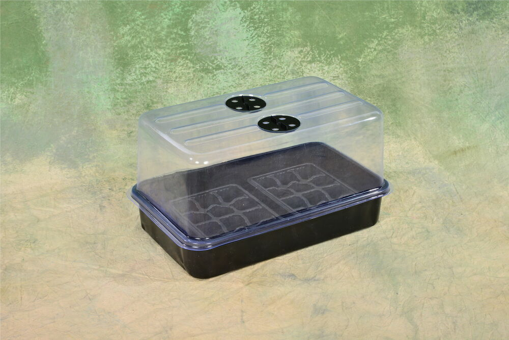 Plant Propagation Cloning Kit Humidity Dome Tray And