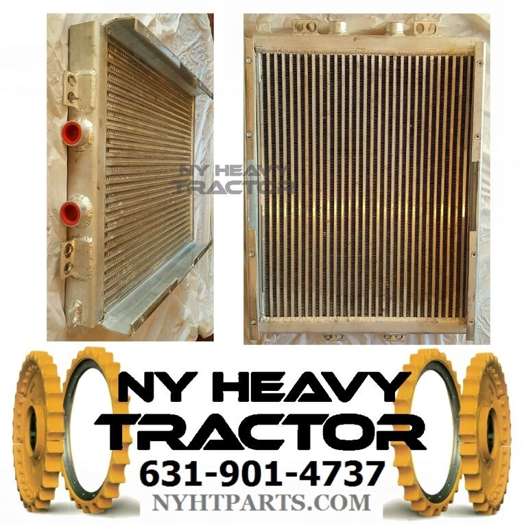 Heavy Equipment Hydraulic Oil Coolers : Hydraulic oil cooler replacement caterpillar cat