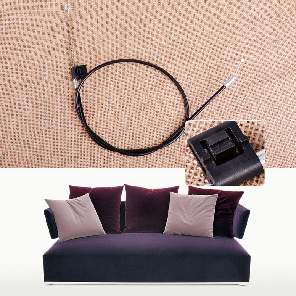 Metal Recliner Chair Sofa Handle Cable Couch Release Lever