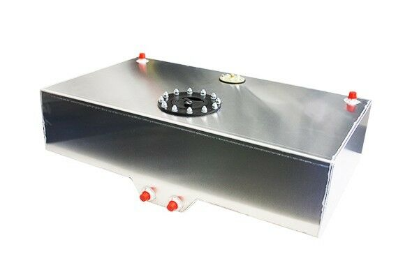 Rrc 17 Gallon Custom Aluminum Fuel Cell W Sump 0 90 Ohm