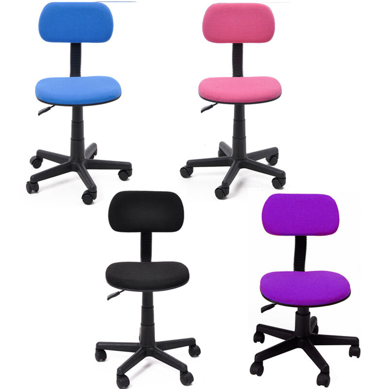 Swivel Office Chairs Computer School Desk Task Pc Chair