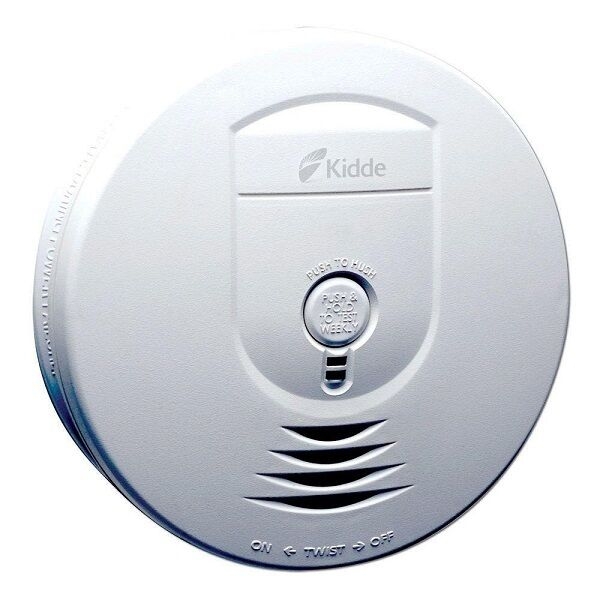 kidde battery operated wireless inter connectable smoke alarm ebay. Black Bedroom Furniture Sets. Home Design Ideas