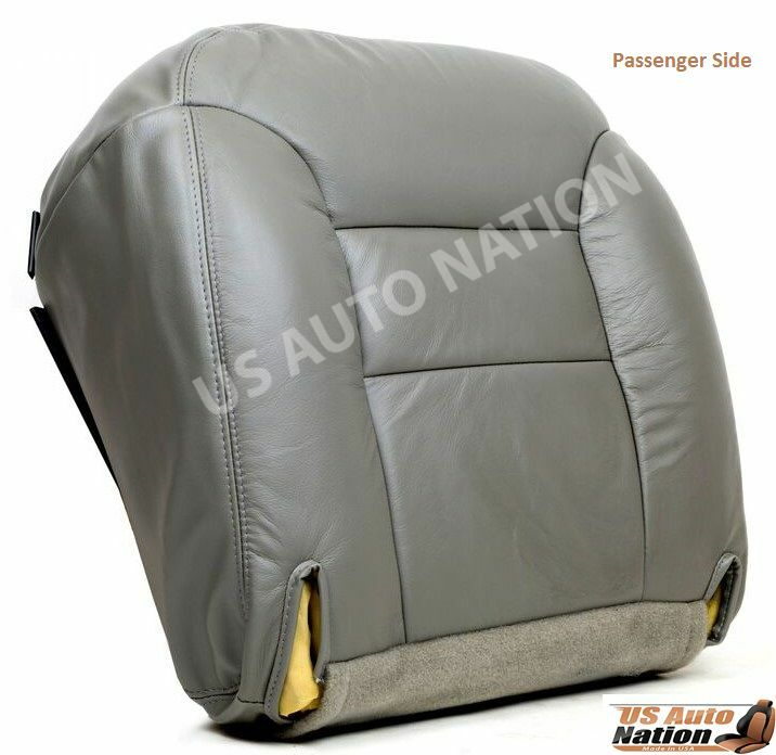 1996 97 1998 1999 Chevy Tahoe Suburban Leather Seat Cover