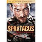 Spartacus: Blood and Sand - The Complete First Season (DVD, 2010, 4-Disc Set)