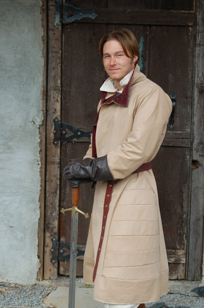 Game Of Thrones Jaime Lannister Costume With Gold Leather