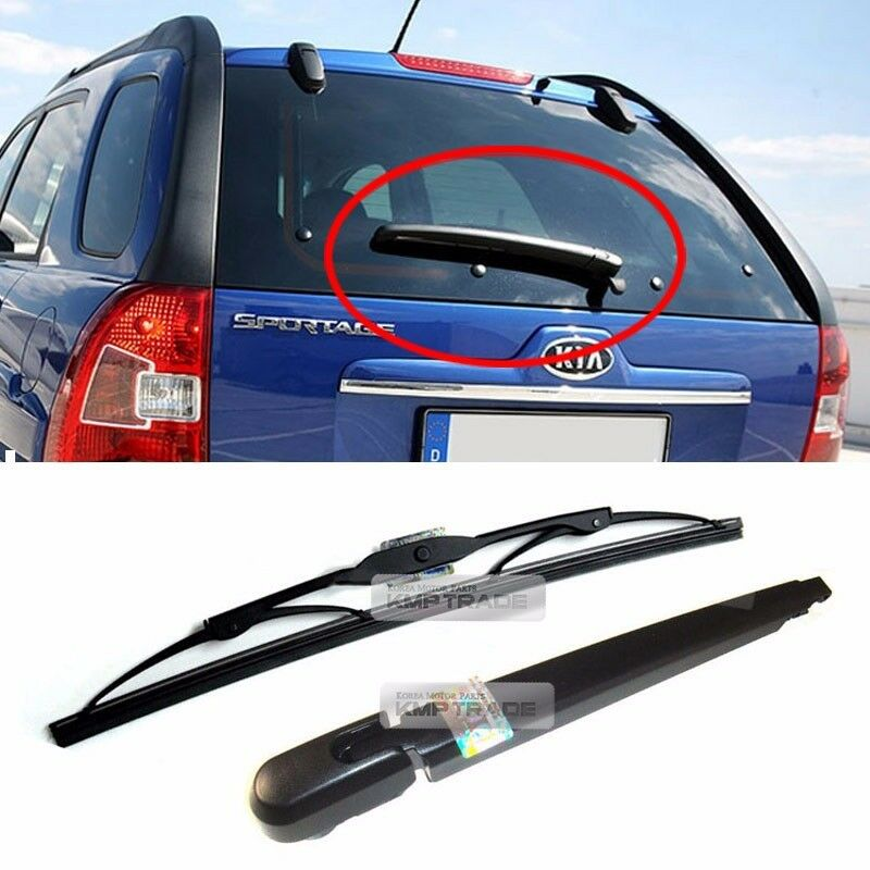 Service Manual Wiper Arm Installation 2005 Kia Amanti