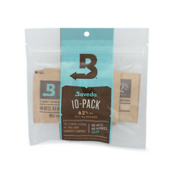 Kyпить Boveda 62% RH 2-Way Humidity Control | Size 8 Protects Up to 1 Oz | 10-Count на еВаy.соm