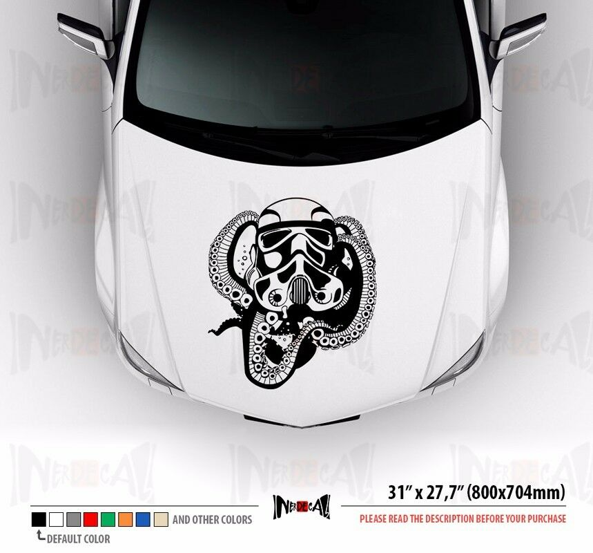 31 Quot Stormtrooper Octopus Helmet Dark Side Star Wars Hood
