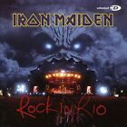 Iron Maiden 2 CD SET..Rock in Rio