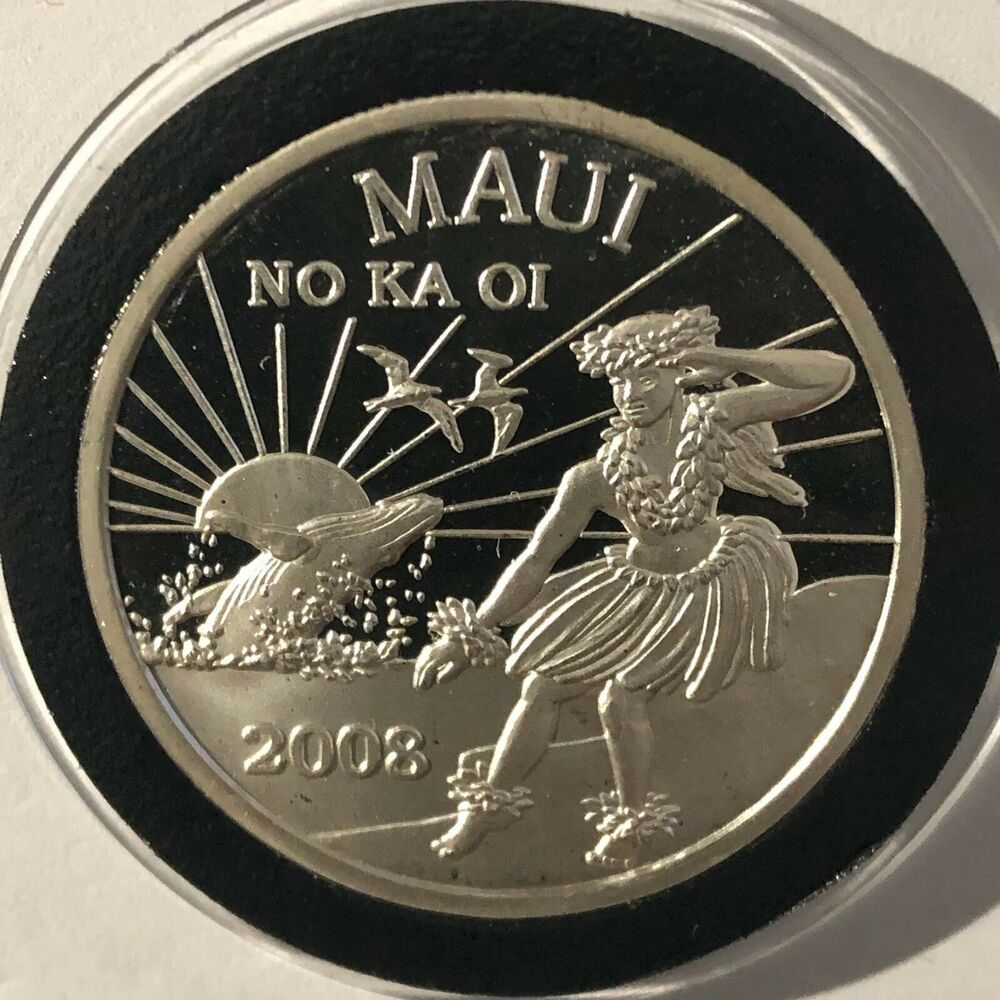 1 Oz Morgan Silver Bullion Round 999 Fine