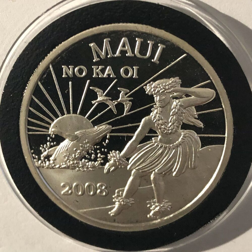 1985 Liberty Mint Statue Of Liberty 1 Troy Ounce 999 Fine
