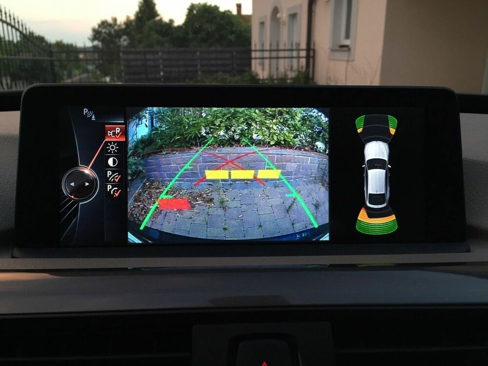 Bmw Dynamic Backup Camera Retrofit 3ag X3 1 3 5 7 F10 F25