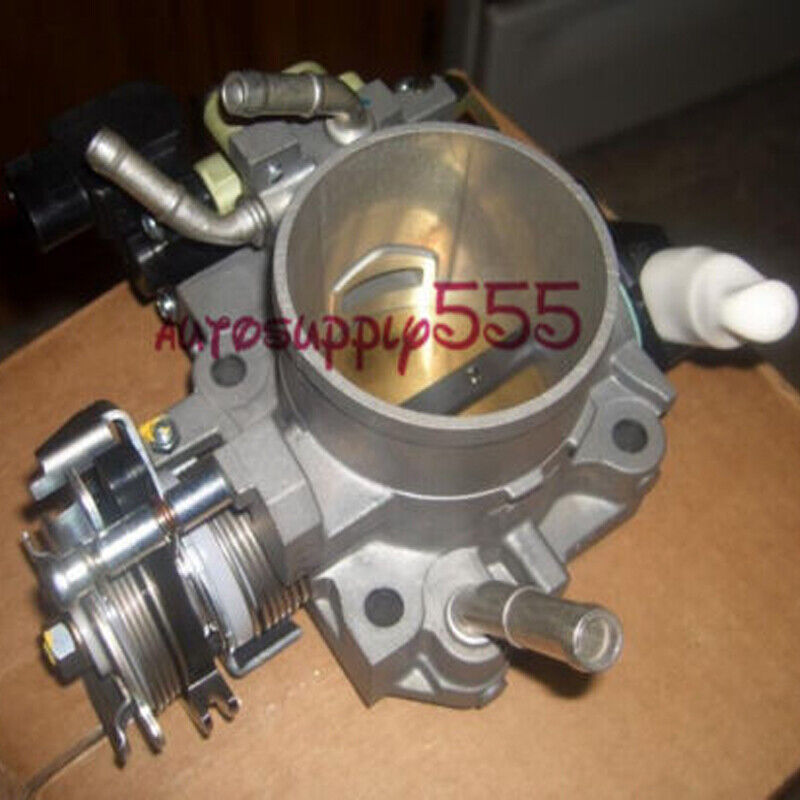 2003 Honda Accord Lx >> 16400-RAA-A62 New Cable Drive Throttle Body For Accord DX ...