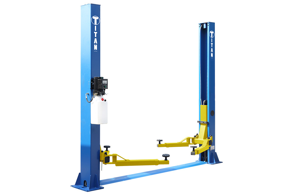 Two post car lift on ebay 14