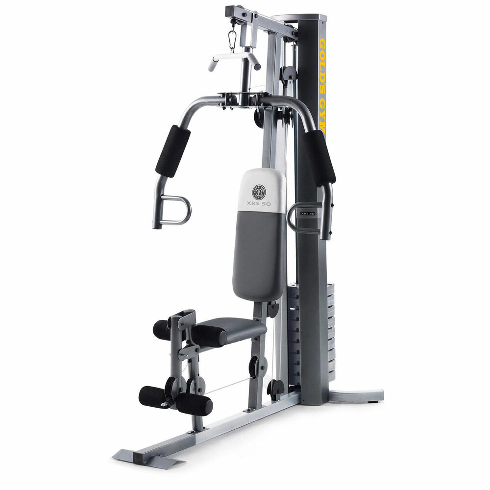 Xrs 50 Home Gym Sports Fitness Strength Training Weight