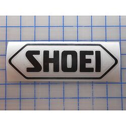Shoei Decal Sticker 5.5'' 7.5'' 11'' Helmet Motorcycle Jacket Boots Riding Gloves