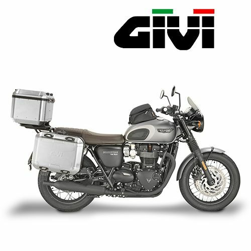 fixations givi triumph bonneville t120 moto vintage support montage quipement ebay. Black Bedroom Furniture Sets. Home Design Ideas