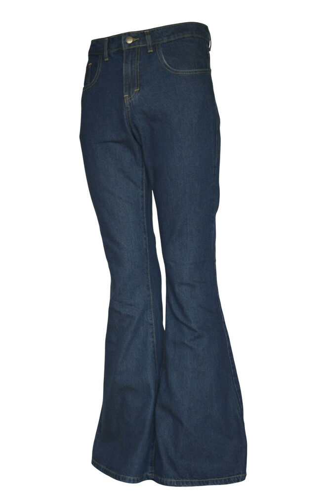 Men S Denim Bell Bottoms 64