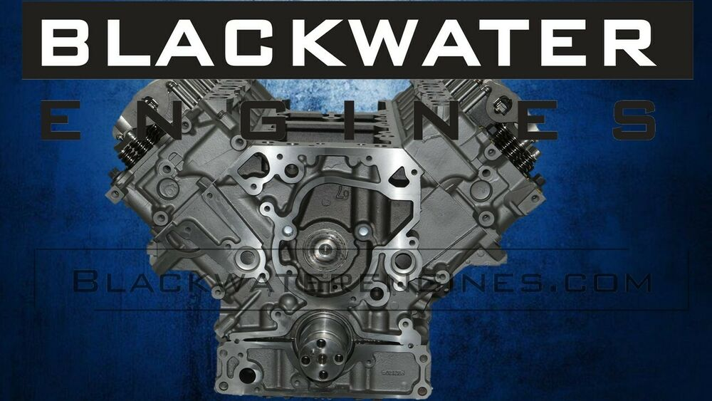 6.4L FORD POWERSTROKE LONG BLOCK ENGINE | eBay