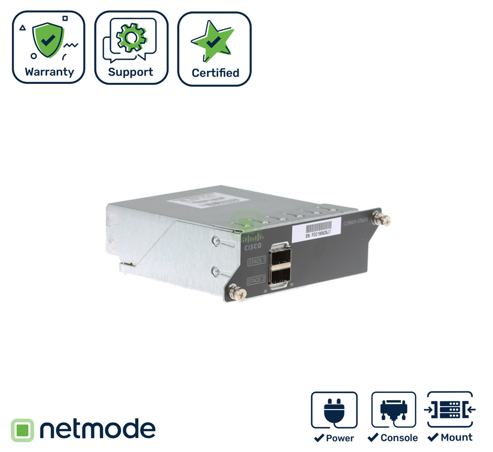 cisco 2960x stack cable guide