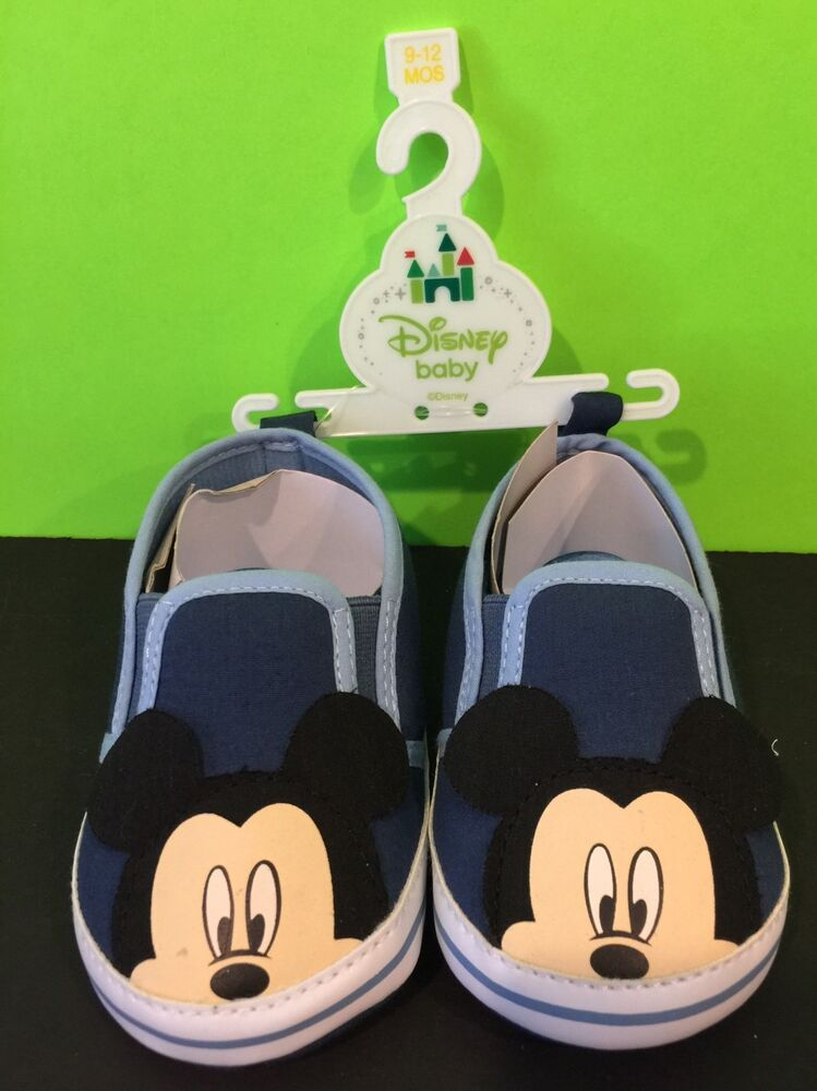 Mickey Mouse Running Shoes Boys