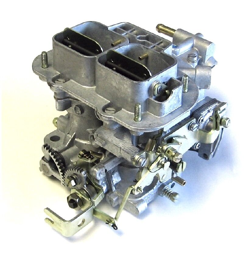 Manual Weber Carburetor