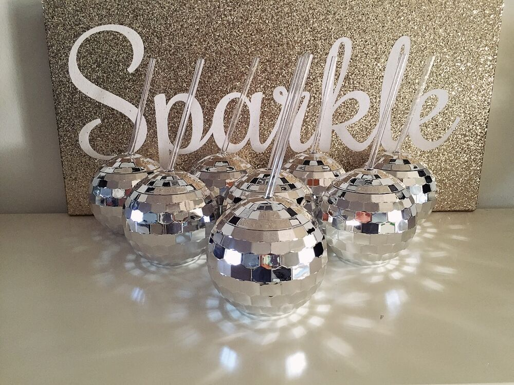 Disco Balls Decorations Alluring Disco Ball Decorations  Ebay Decorating Design