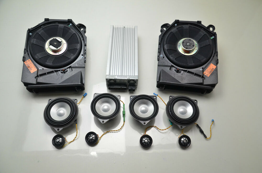 Bmw F01 F02 Harman Kardon Logic 7 Audio Sound System Speaker Amplifier
