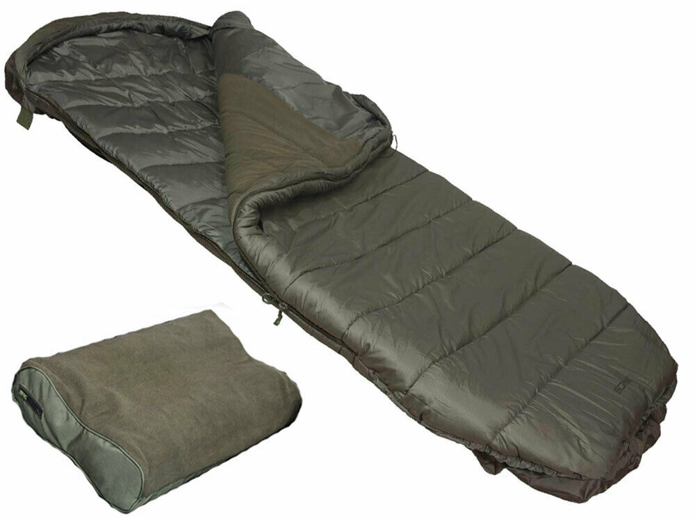 5 Season Sleeping bag & Pillow Winter Fishing Camping ...