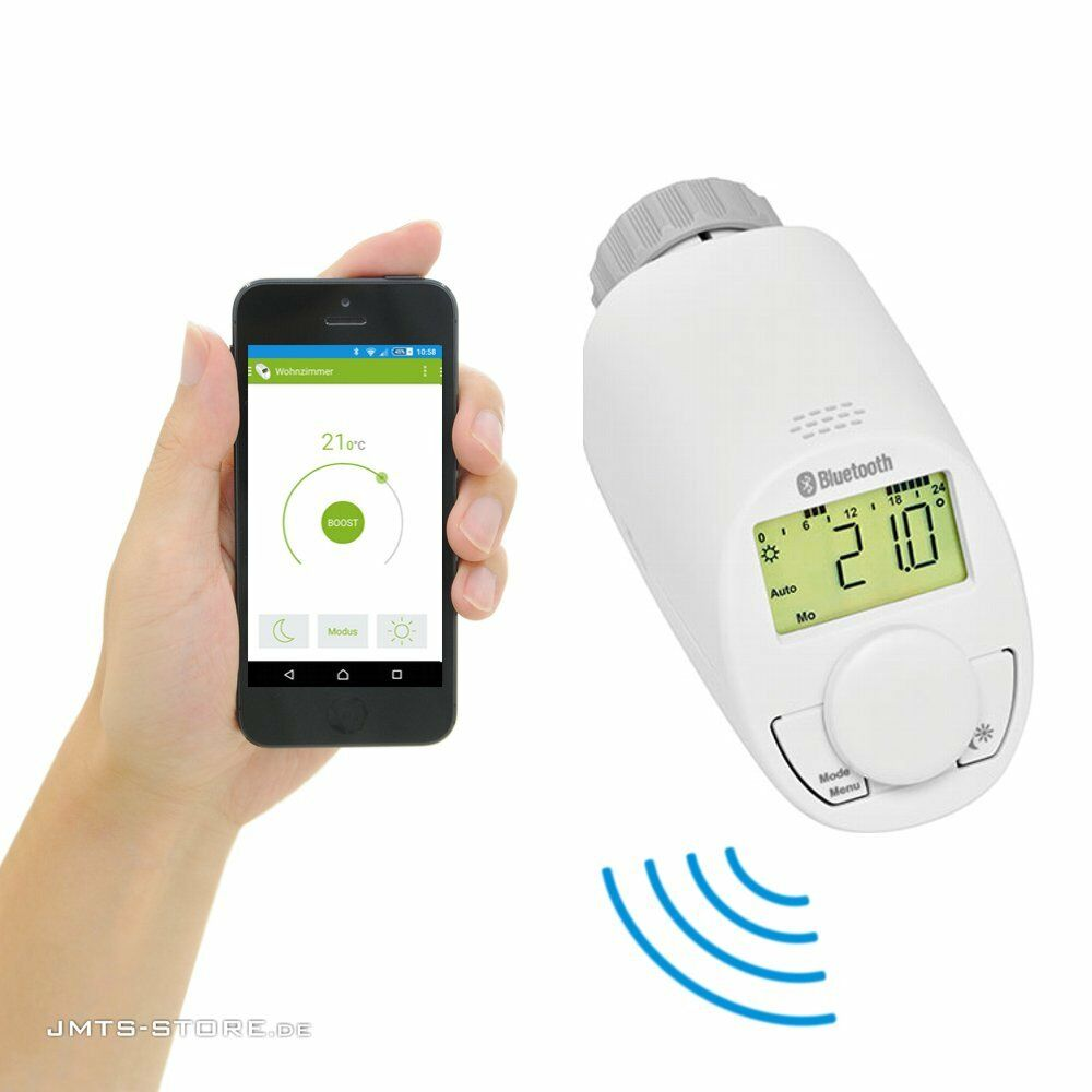 smartphone heizk rper thermostat heizk rperthermostat. Black Bedroom Furniture Sets. Home Design Ideas