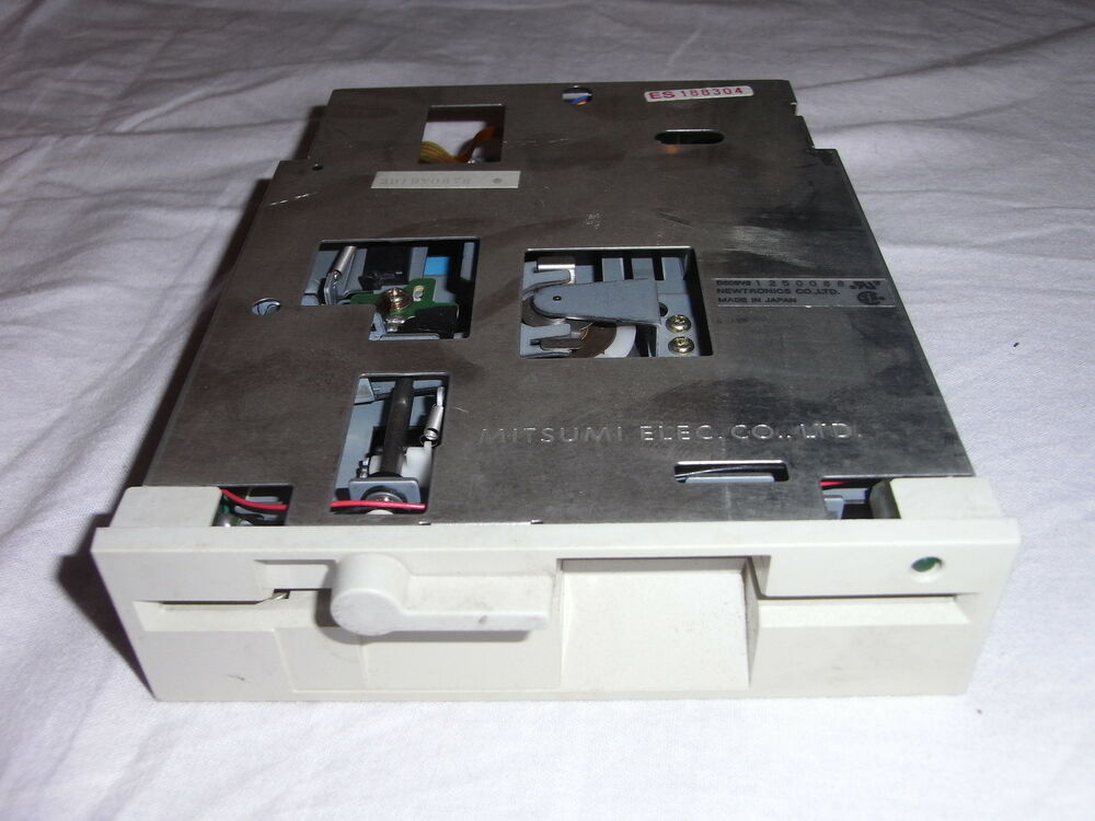 mitsumi d509v2 diskettenlaufwerk 5 25 floppy disk drive. Black Bedroom Furniture Sets. Home Design Ideas