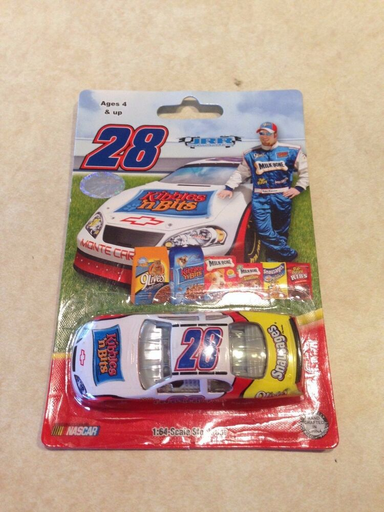 Details About 2007 Nascar Kibbles N Bits JRR Racing Stock Car Toy Jay Robinson 1 64 Free Ship