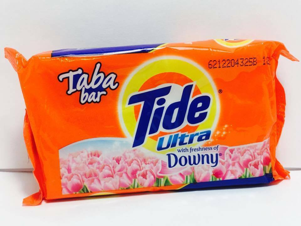Tide Ultra Taba Bar Soap With Freshness Of Downy