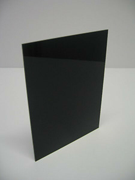 Acrylic Sheet Black Matte 3mm Thickness Perspex Cast Uv