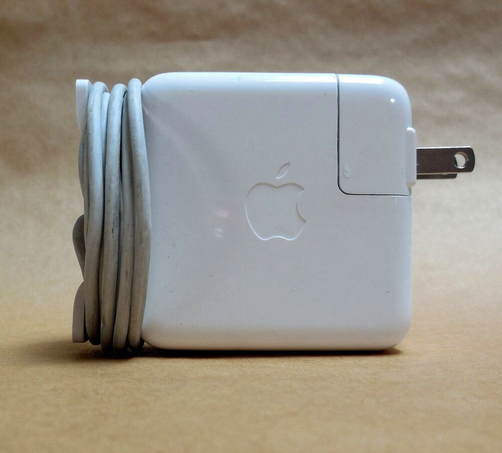 how to clean macbook charger