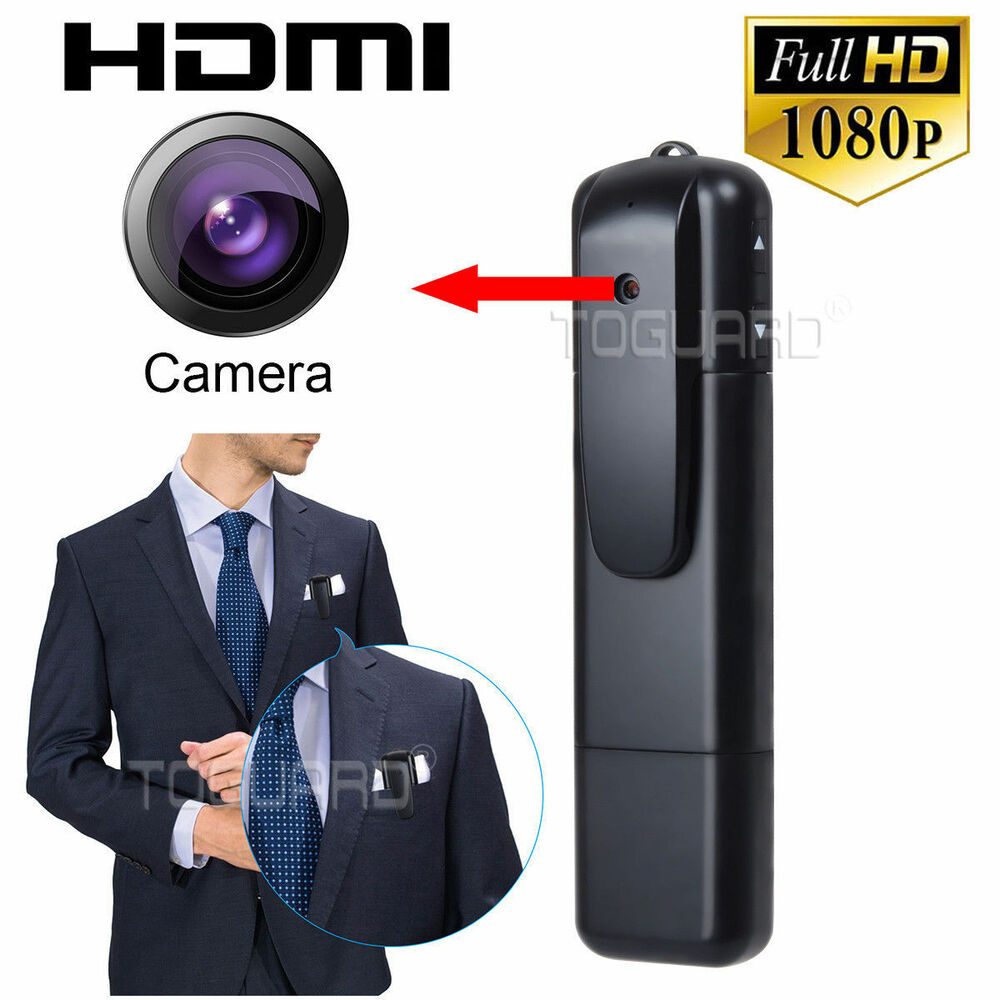 Full HD 1080P Mini DV DVR Pocket Spy Pen Camera Hidden