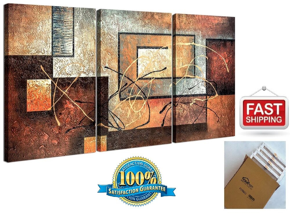 Home art abstract giclee canvas prints modern framed Interiors by design canvas art