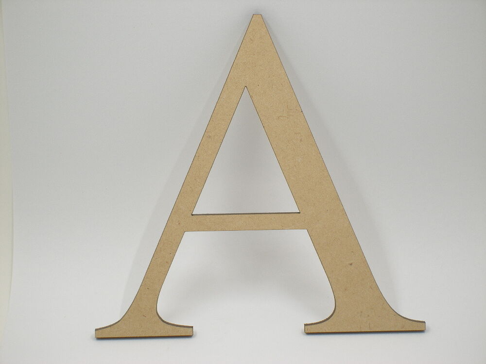15cm large wooden letter words wood letters free shipping for Large black wooden letters