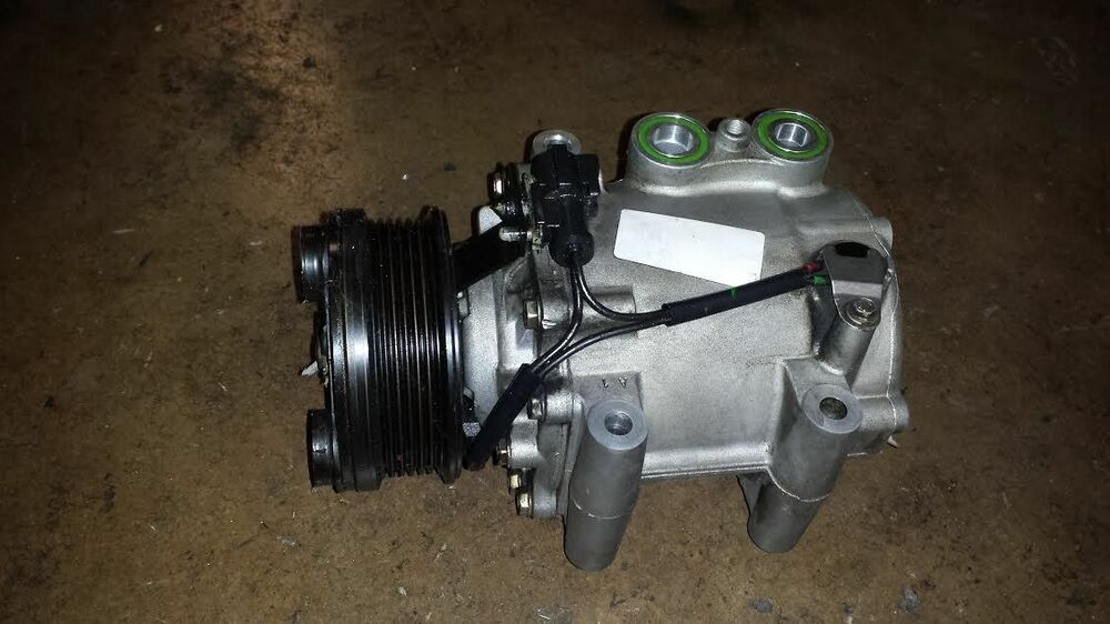 2000 2001 2002 Lincoln Ls V6 3 0 A  C Compressor