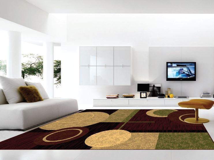 Contemporary Area Rugs For Living Room Size 5x7 And 8x10 Rug Clearance 1161
