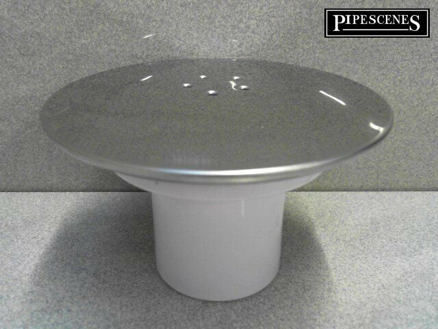 Replacement Shower Trap Cover For Waste Trap Metal Top Not